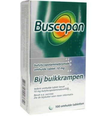 Buscopan producten